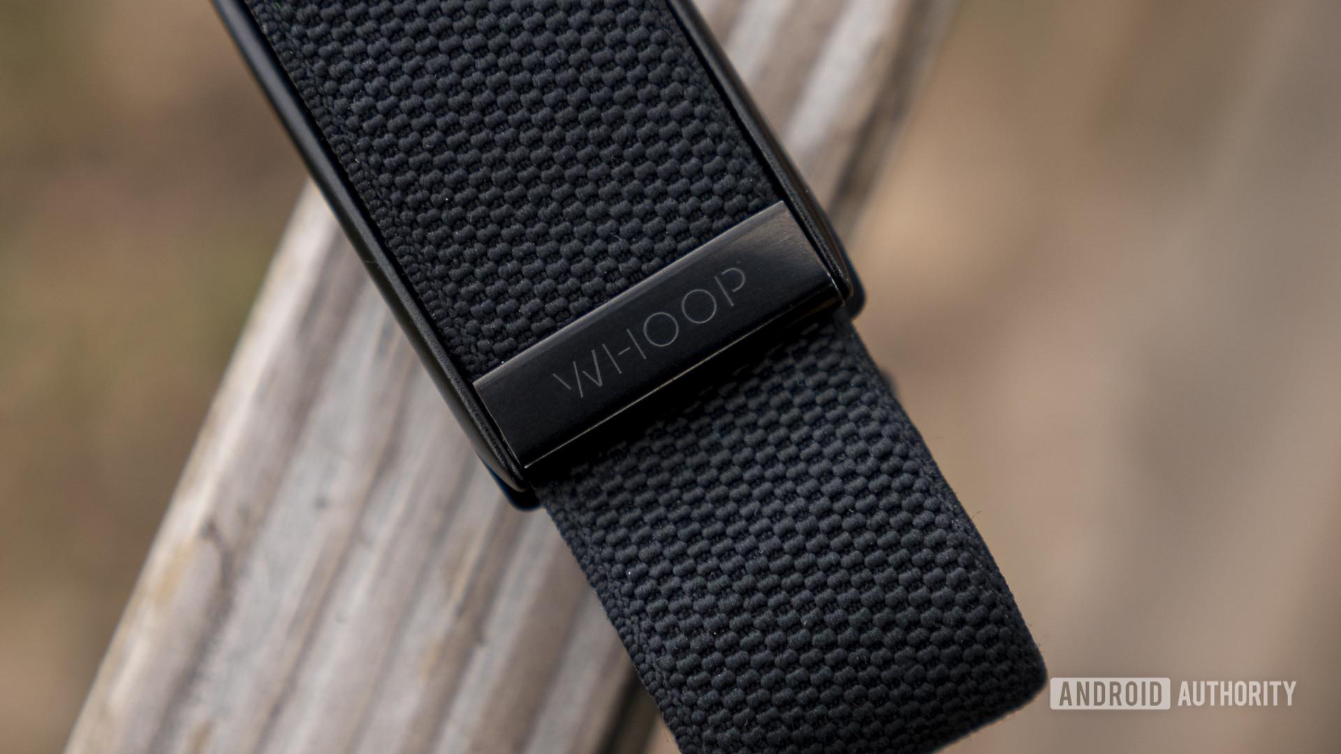 whoop strap 3.0 review whoop logo