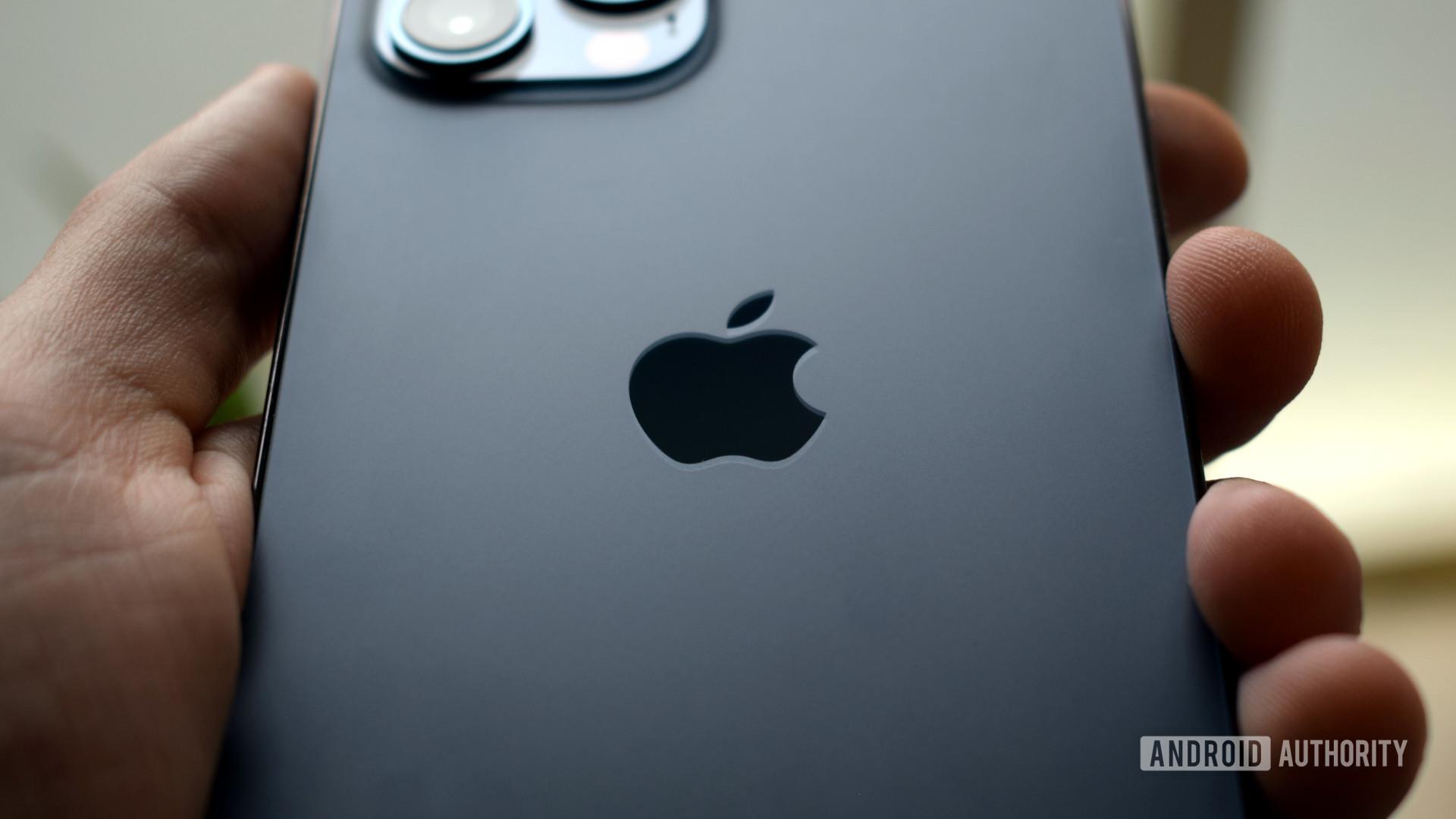 Apple Logo EOY 2020