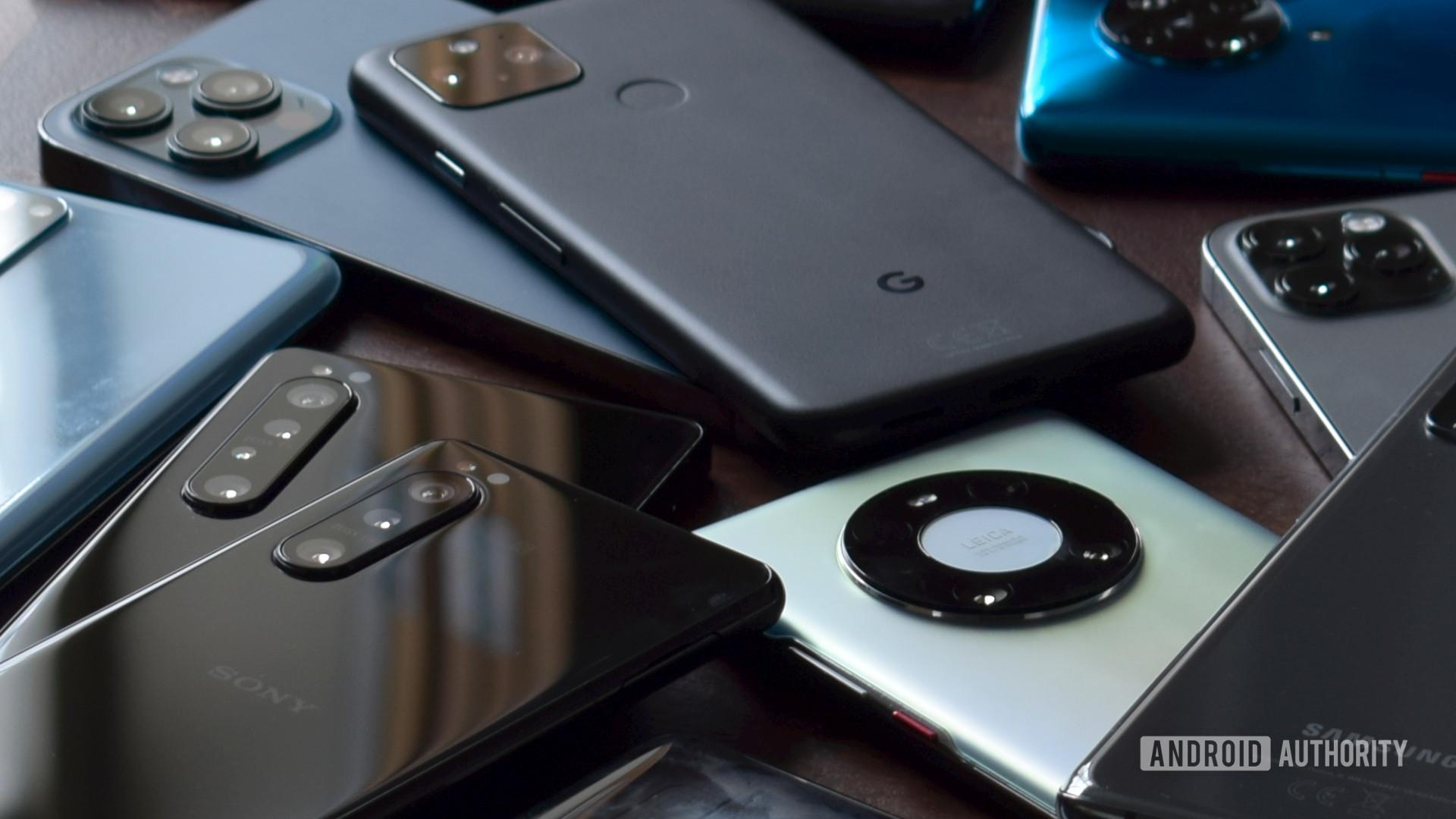 Best Smartphones 3 EOY 2020
