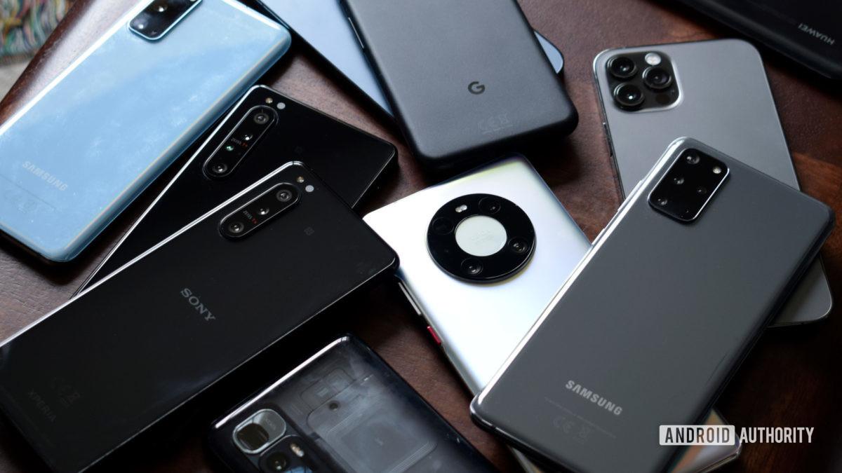Meilleurs smartphones 4 EOY 2020