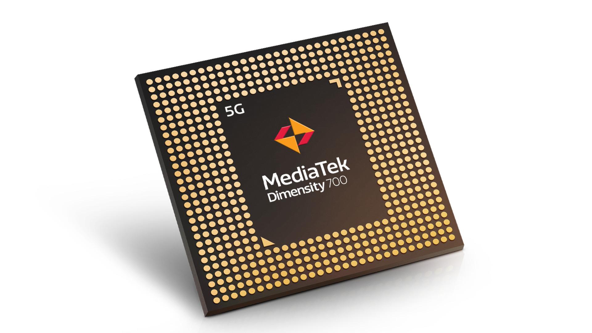 MediaTek Dimensity 700 announced: Cheap phones get more 5G love