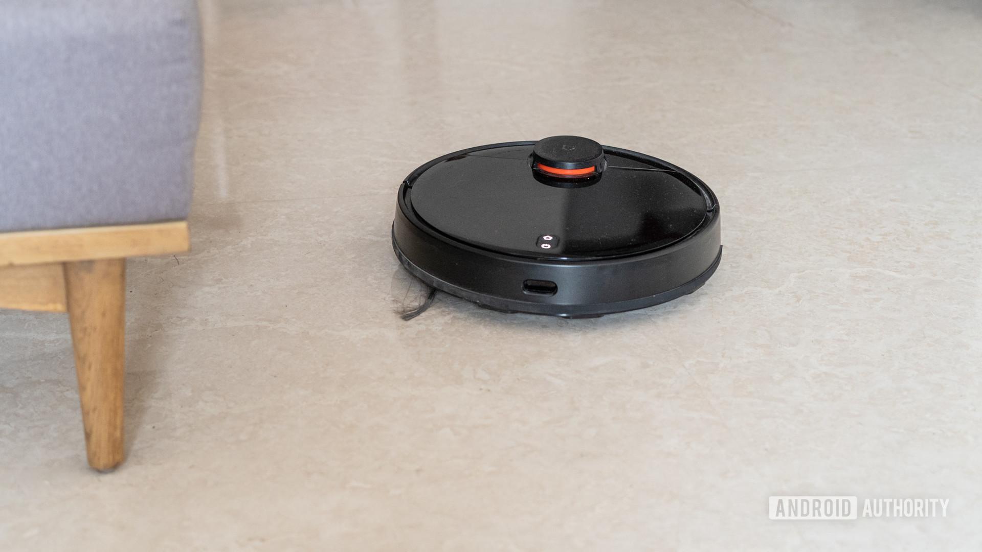 Mi Robot Vacuum Mop P in action