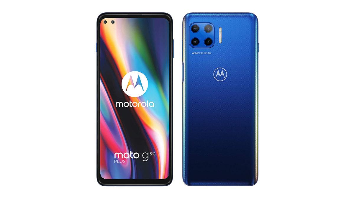 Motorola Moto G 5G Plusphone under £300