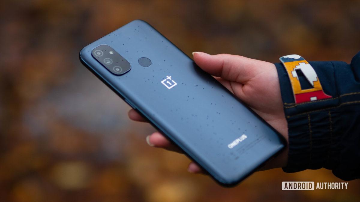 OnePlus Nord N100 best phone under £200