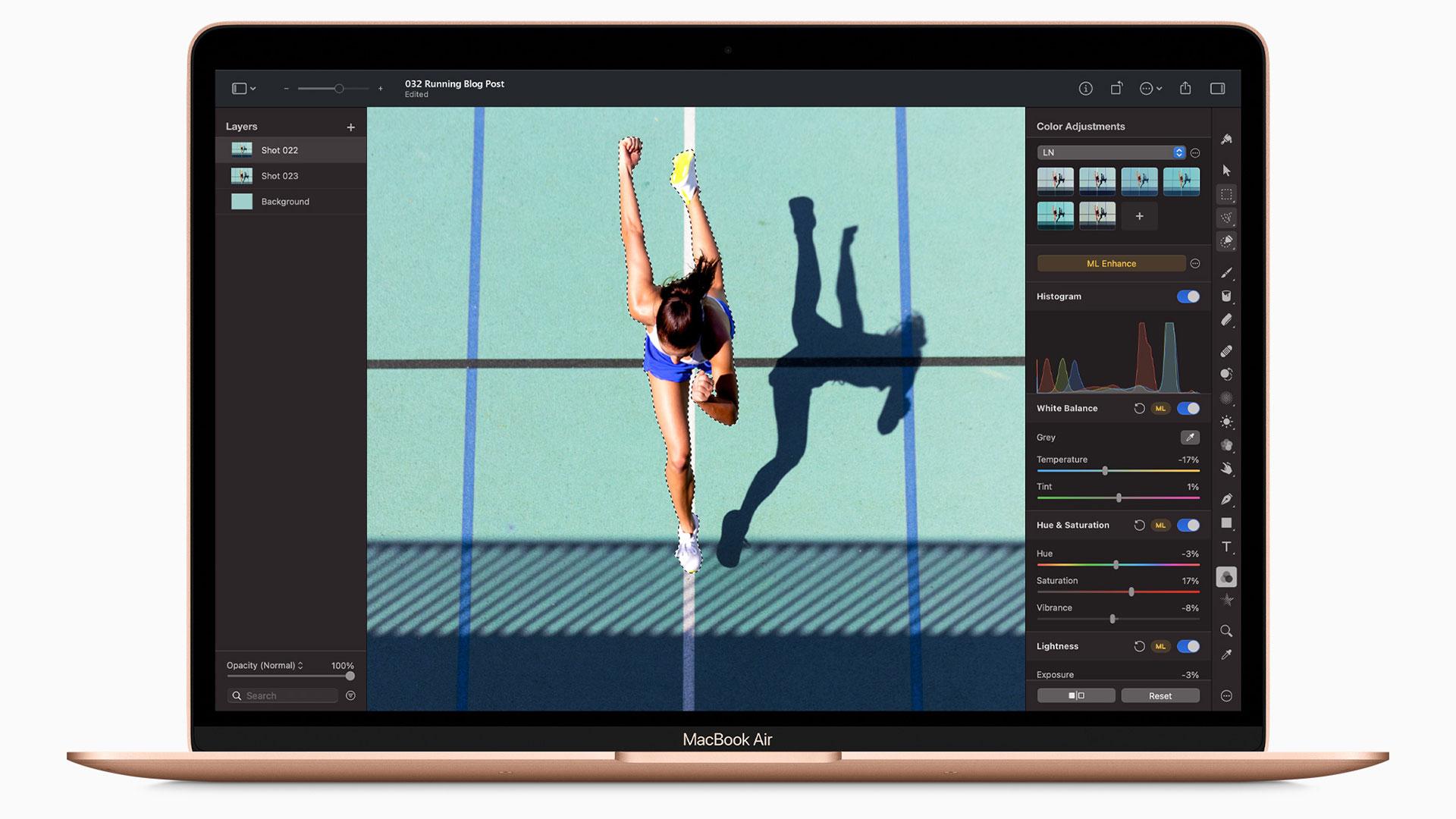 apple macbook air arm silicon
