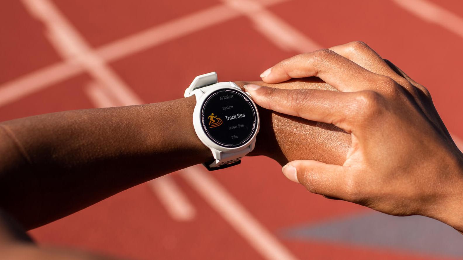 coros pace 2 gps multisport watch