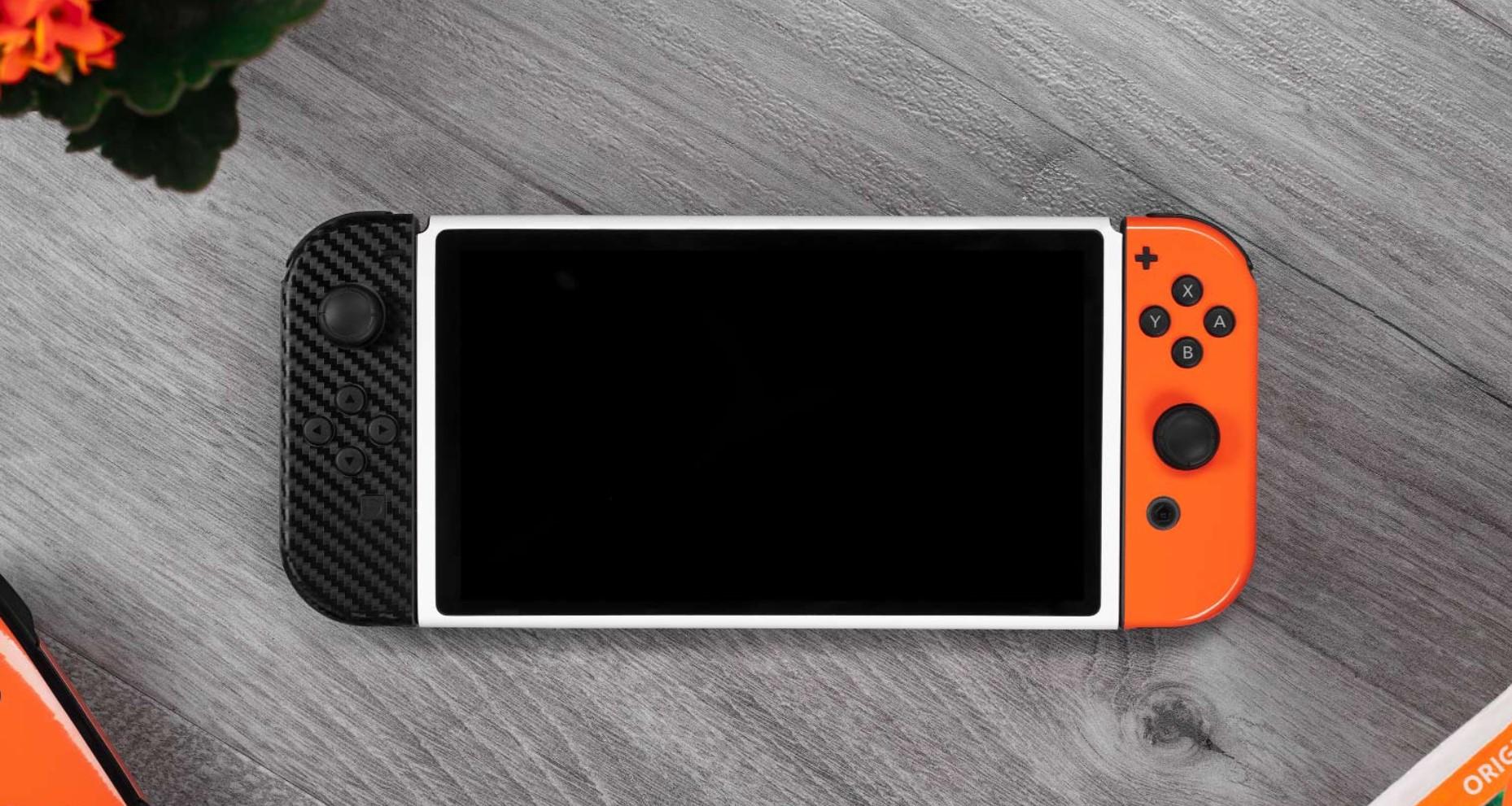 Nintendo Switch dbrand