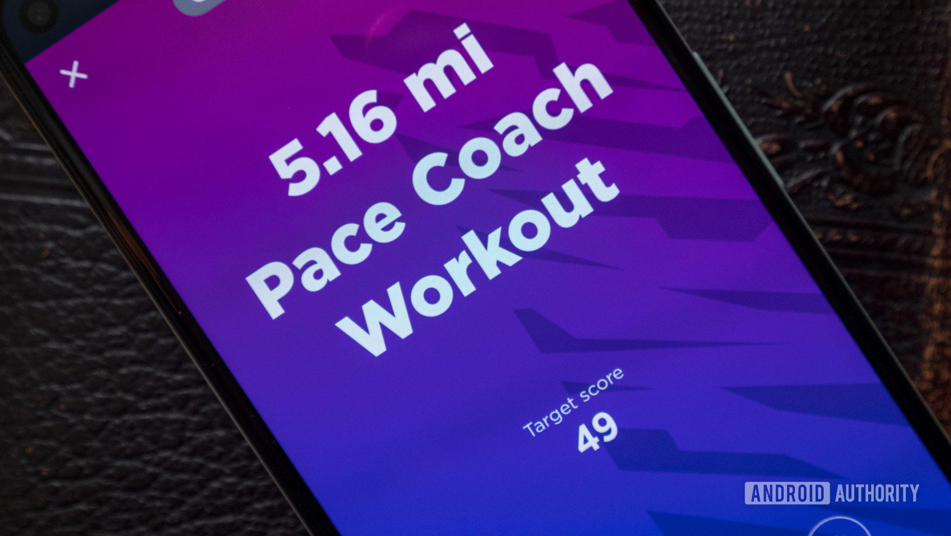 nurvv run review nurvv app pace coach workout