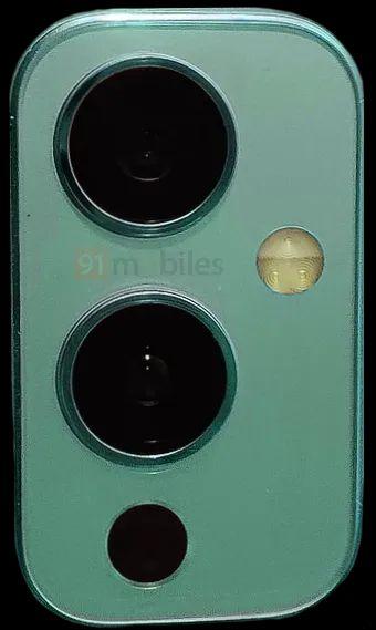 oneplus 9 leaked rear camera array