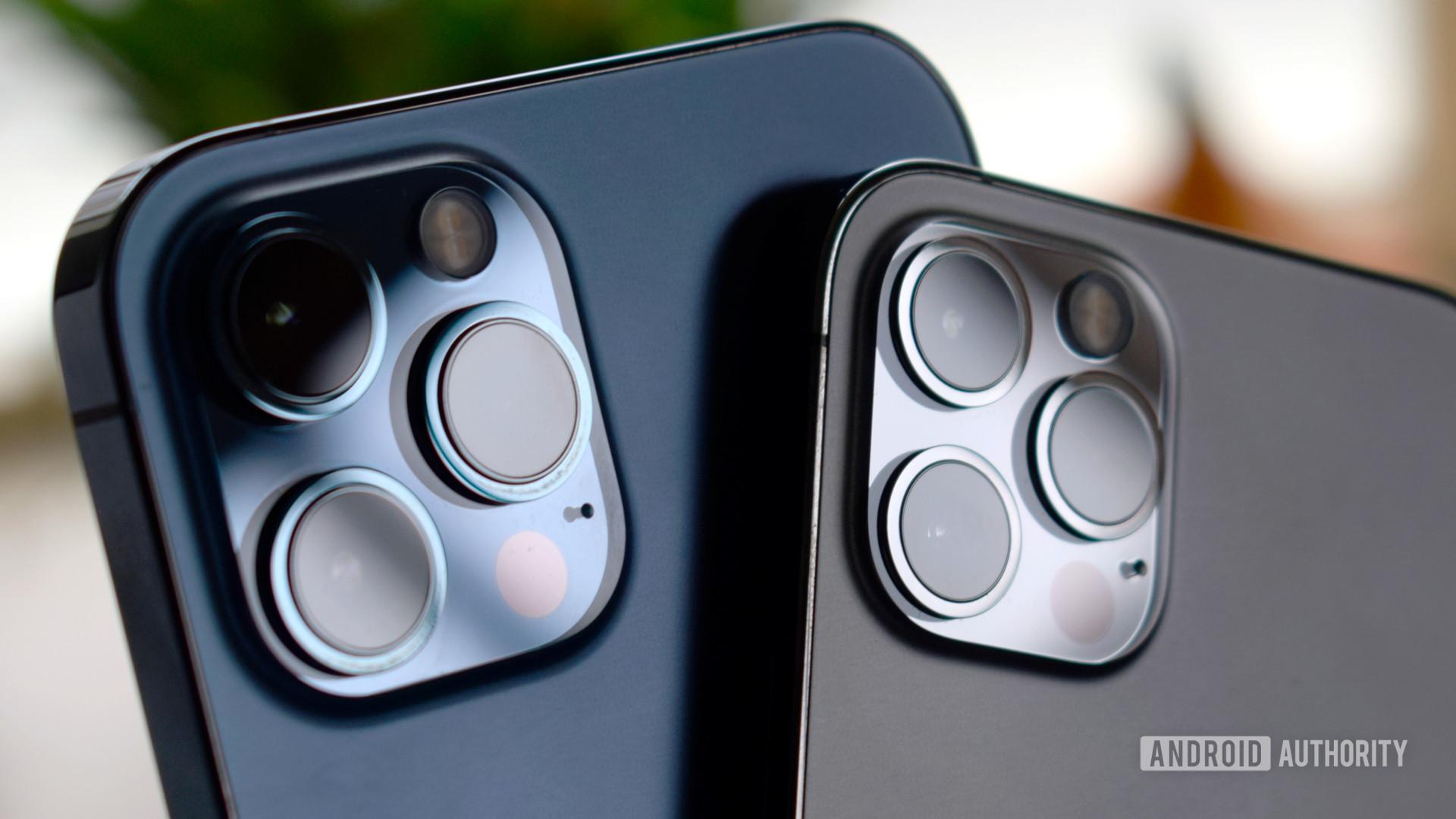 Apple iPhone 12 Pro vs iPhone 12 Max camera 2