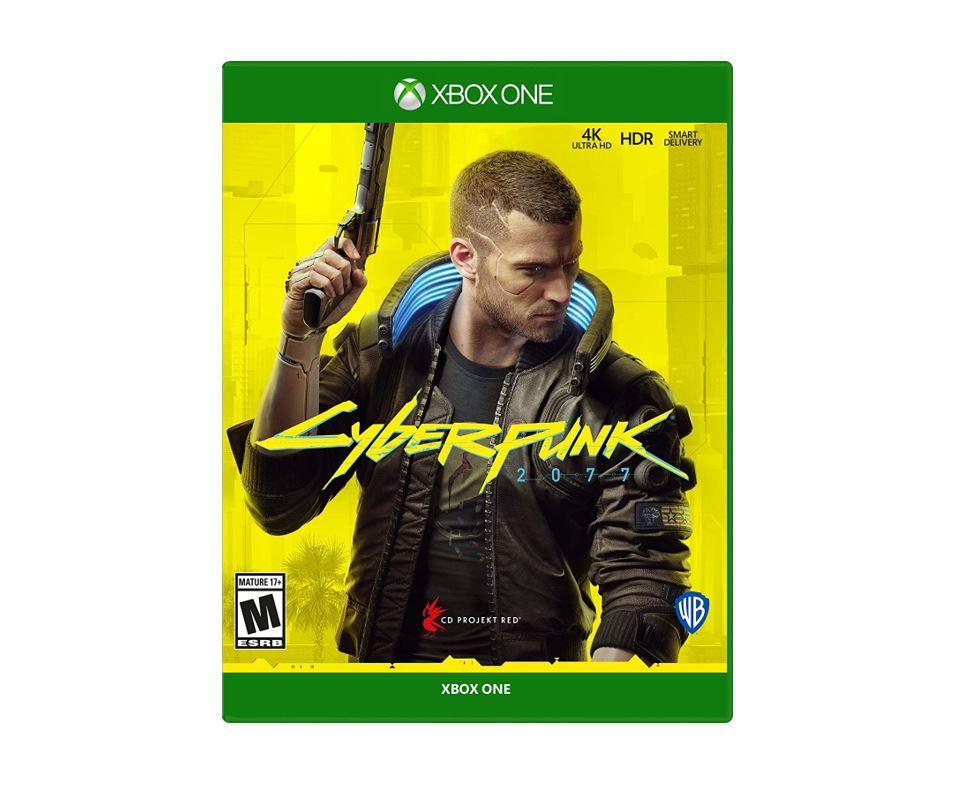 CyberPunk 2077 Xbox One Press Image