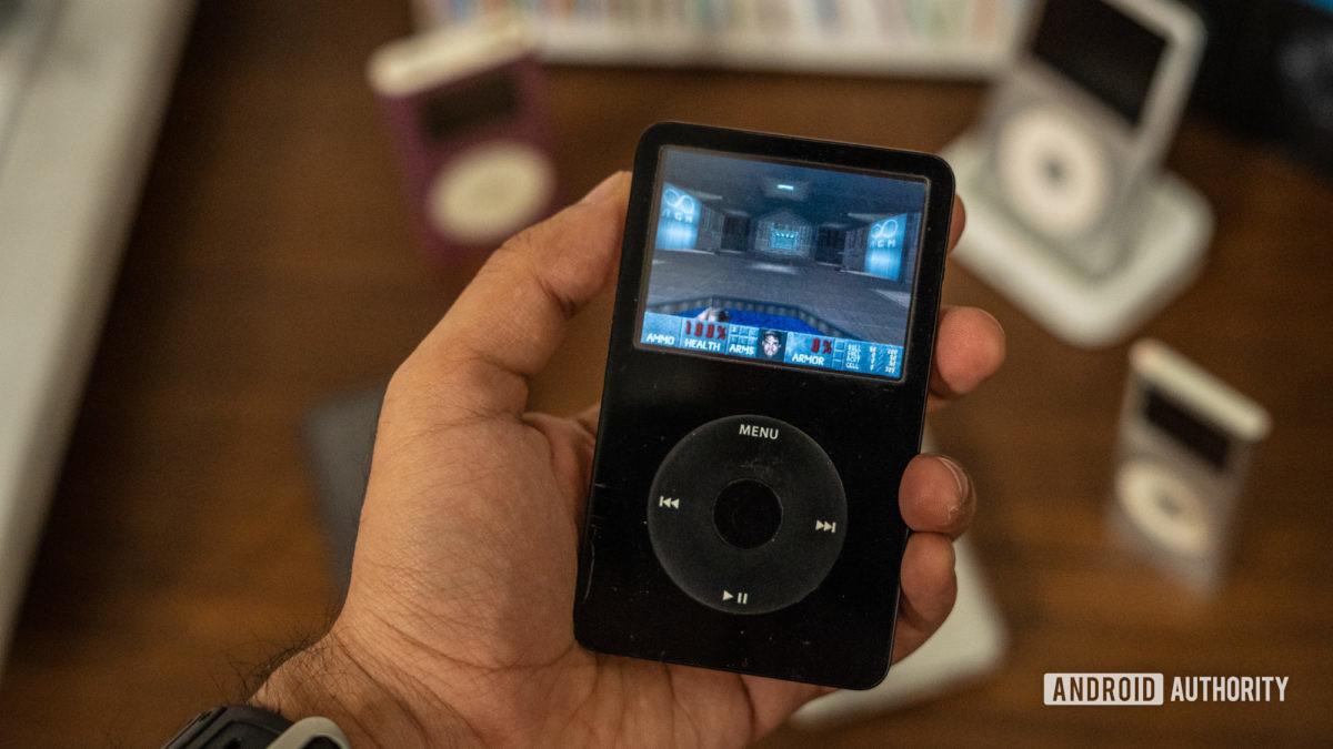 iPod Classic fifth generation