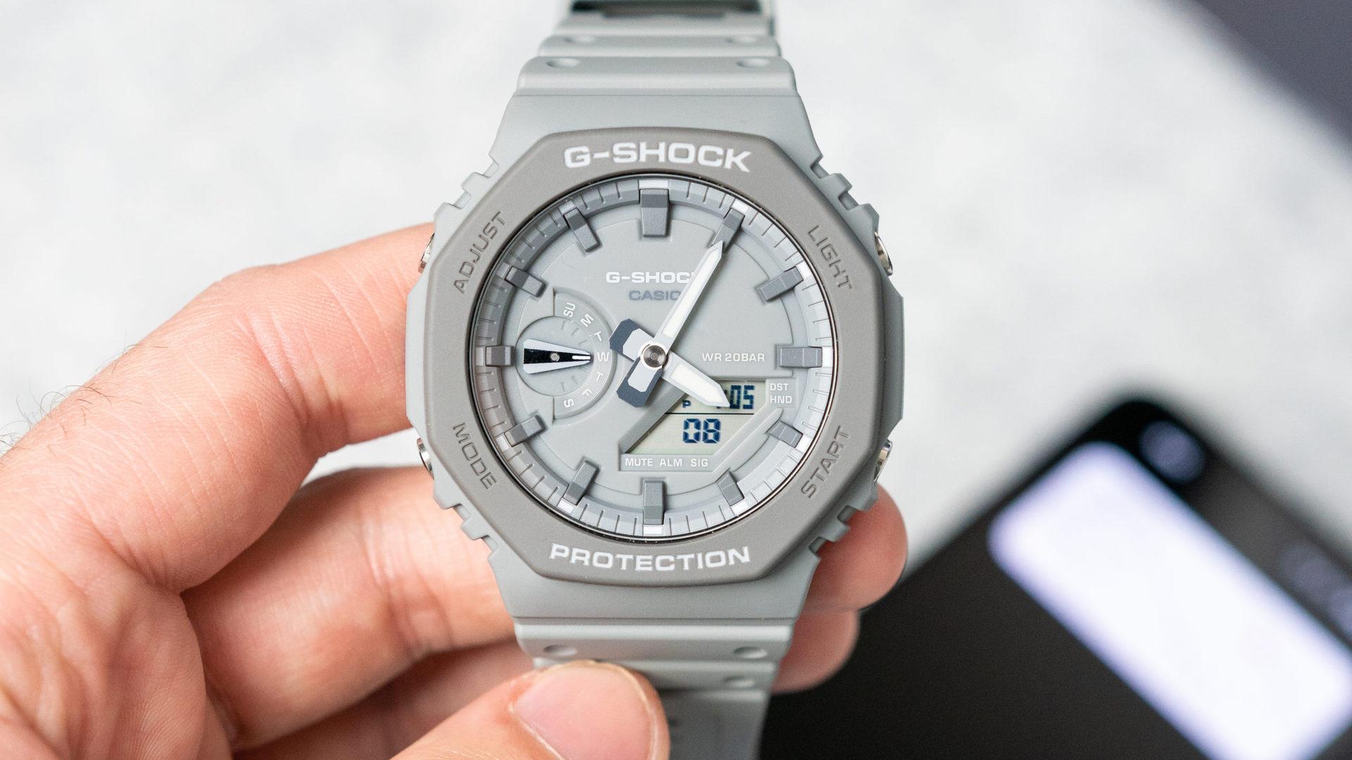 G Shock GA 2110ET a