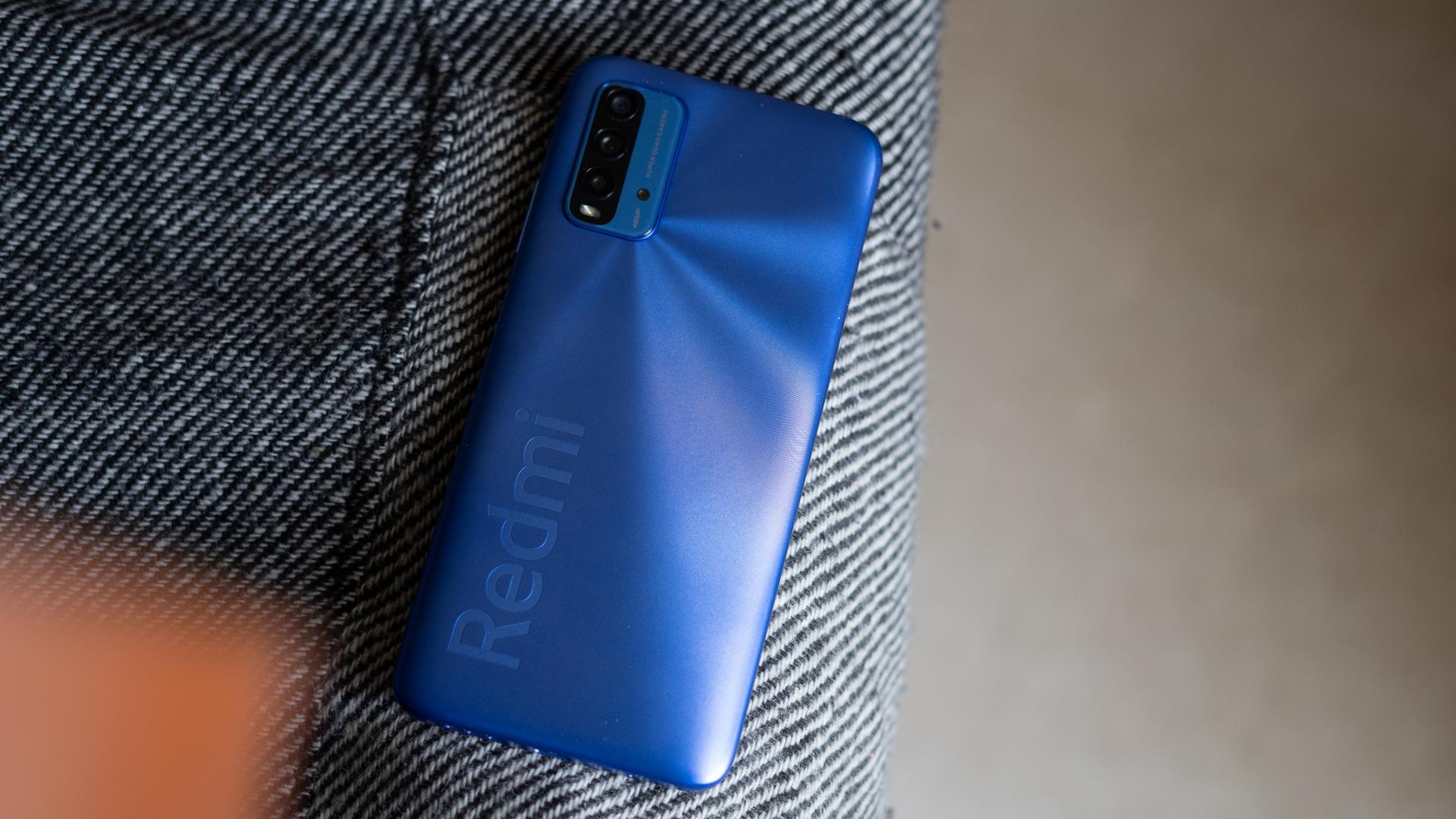Redmi 9 Power profile shot