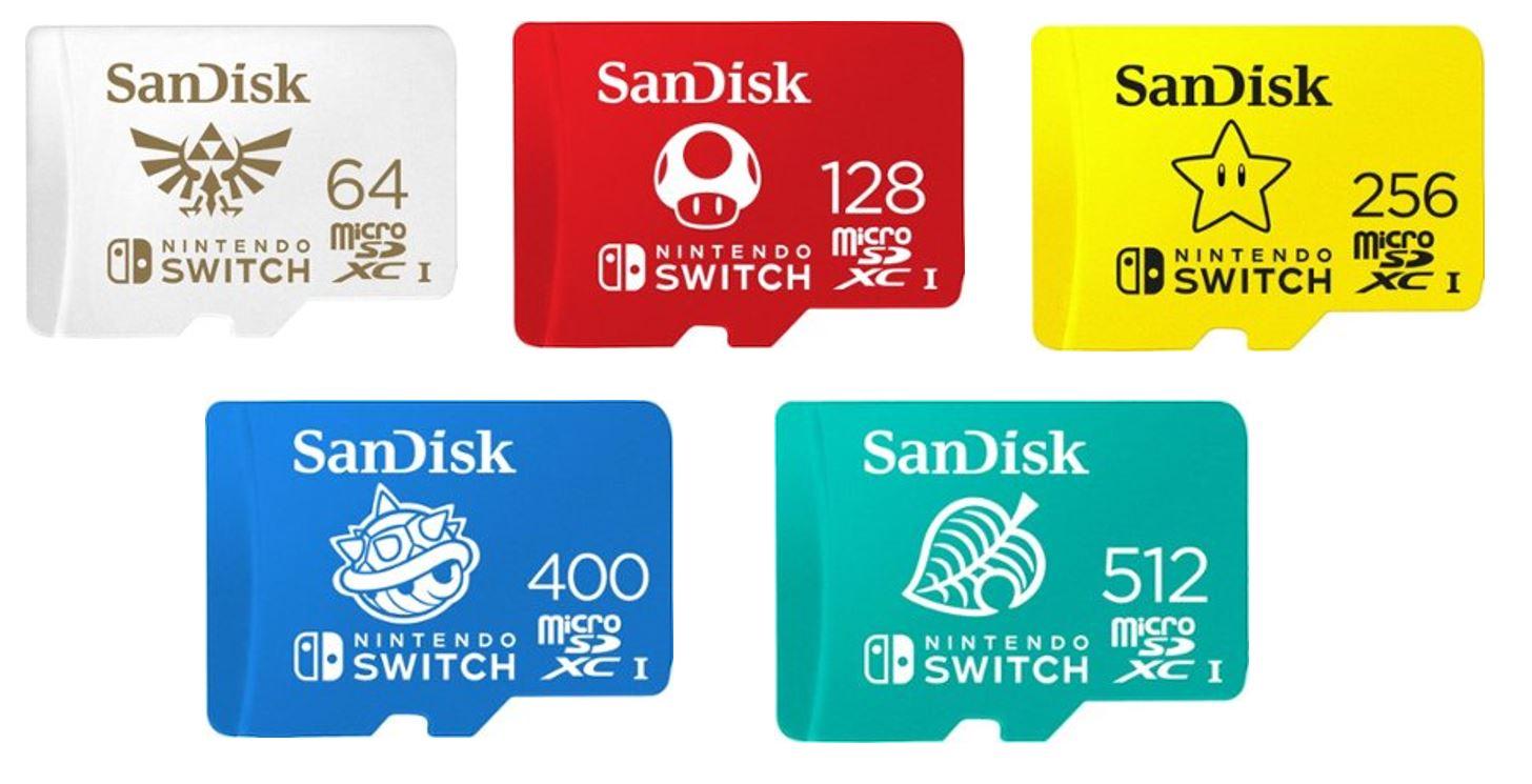 Kartu Memori microSDXC SanDisk