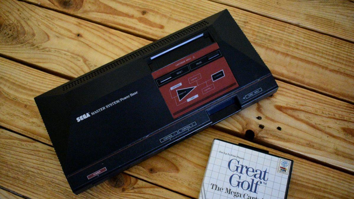 Sega Master System Andy Walker