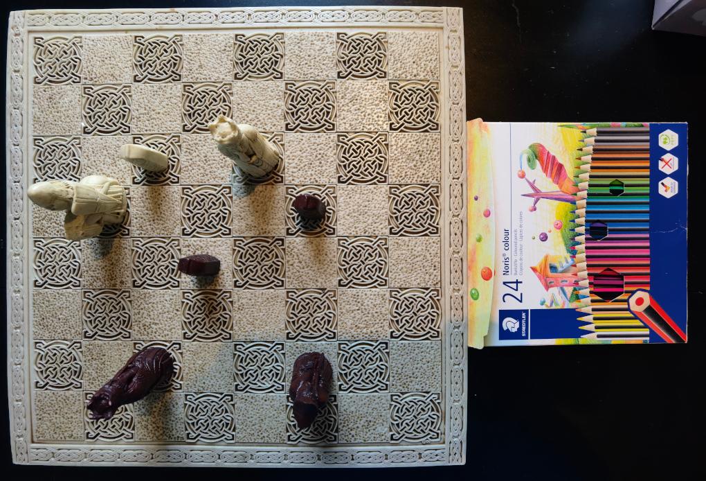 Wide Chess Huawei Mate 40 Pro