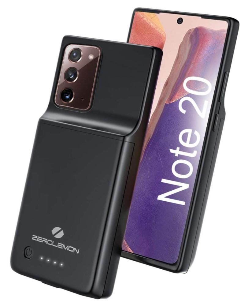 charging phone case zerolemon