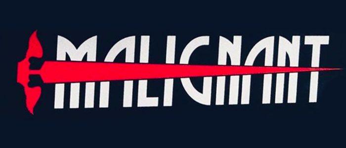 malignant logo