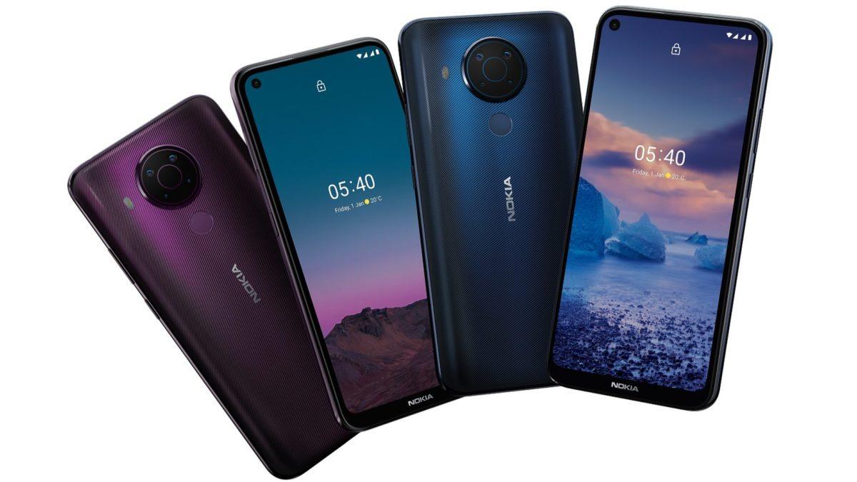 nokia 5.4 best phones under £200