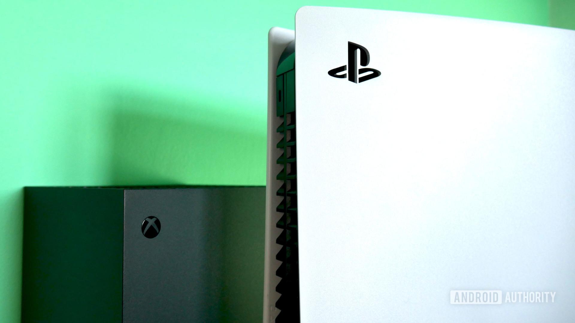 ps5 vs xbox series x logo