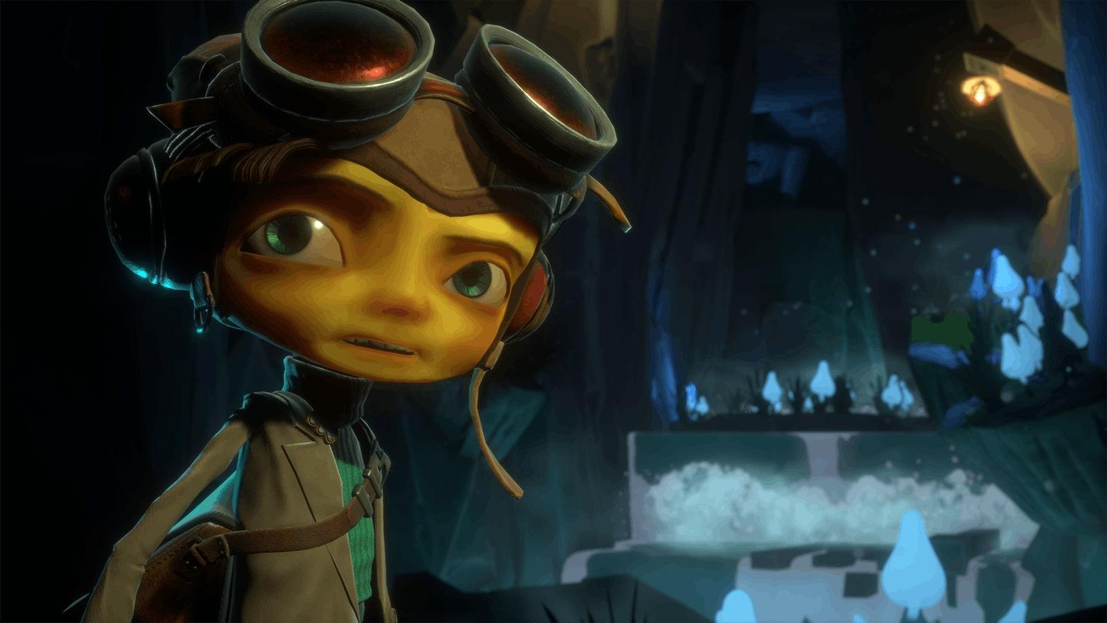 psychonauts 2 trailer screenshot