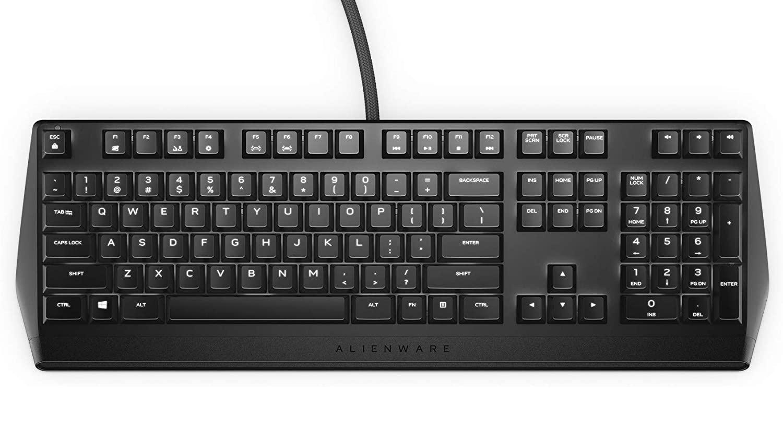 Alienware AW310K gaming mechanical keyboard