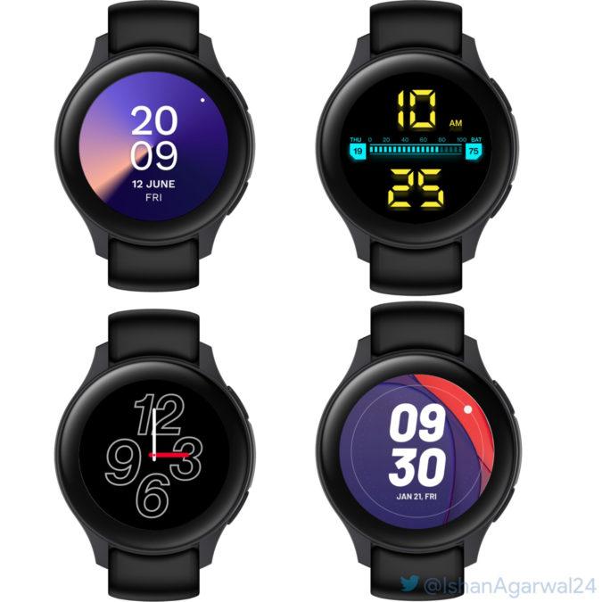 Apparent OnePlus Watch Ishan Agarwal