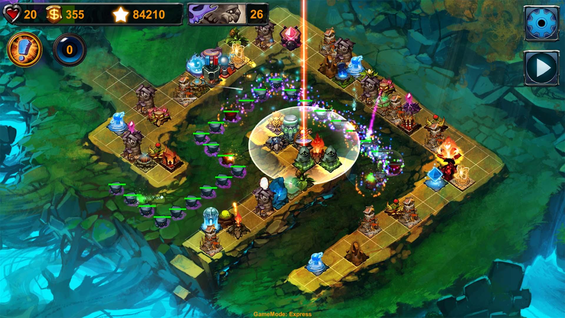 Element TD screenshot 2021