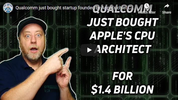Gary Explains Qualcomm Apple CPU architect