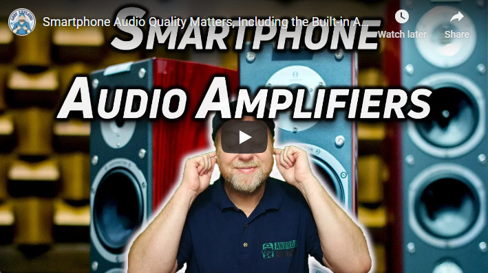 Gary Explains Smartphone amplifiers