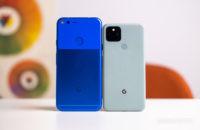 Google Pixel 1 XL vs Google Pixel 5 1
