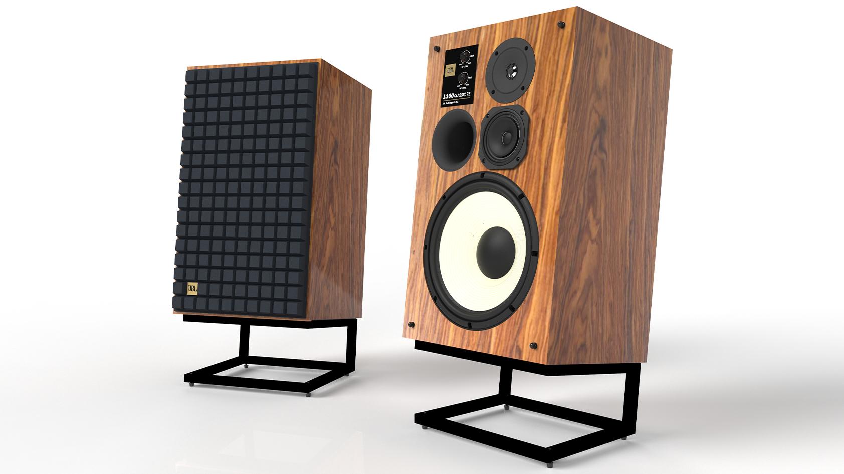JBL L100 Classic 75 loudspeakers anniversary edition