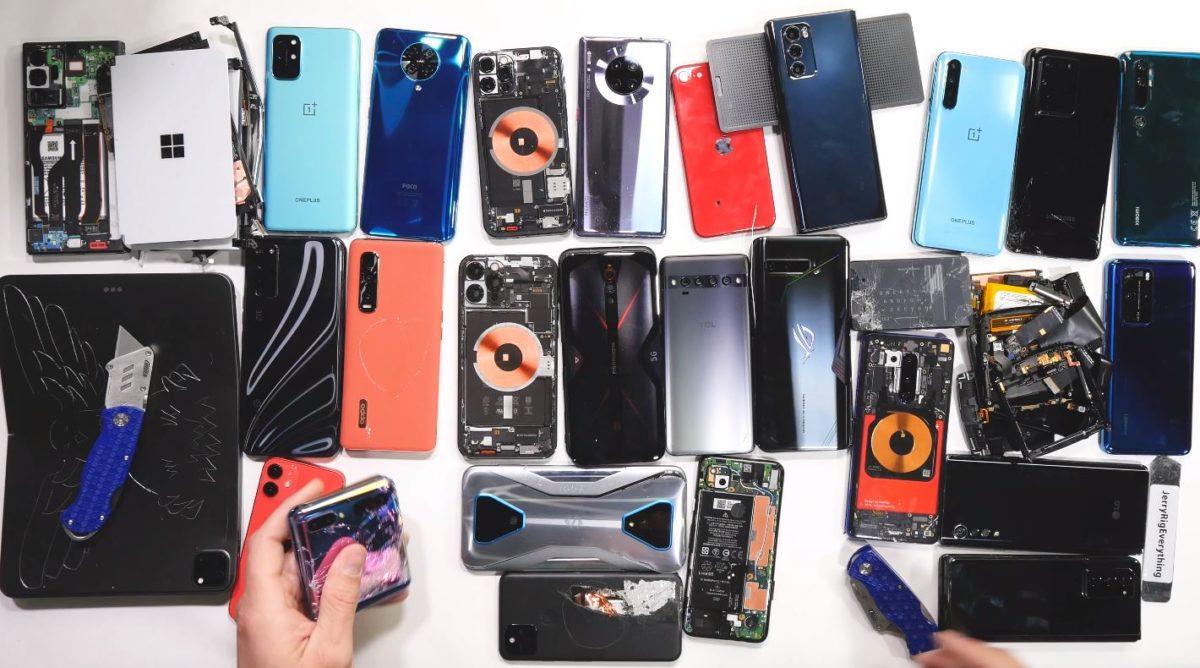 JRE phones awards