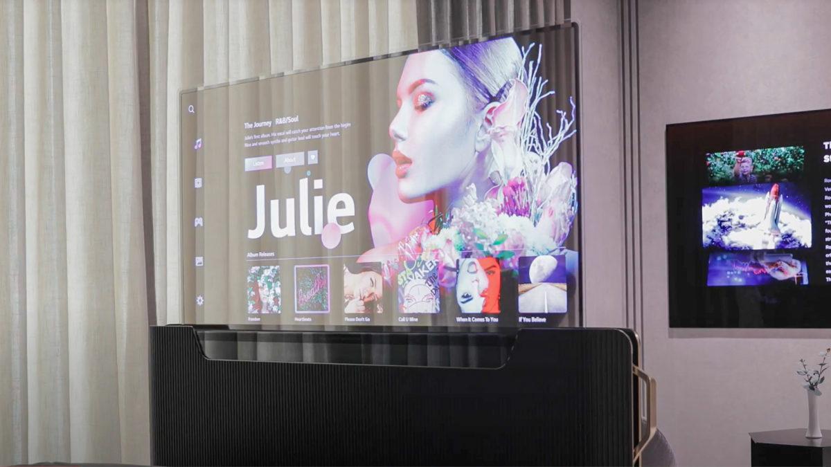 LG Smart Bed CES 2021 2