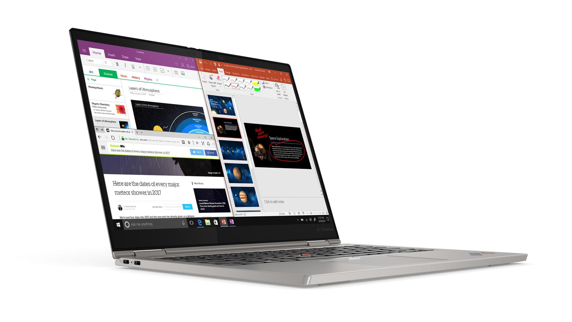 Lenovo ThinkPad X1 Titanium 1