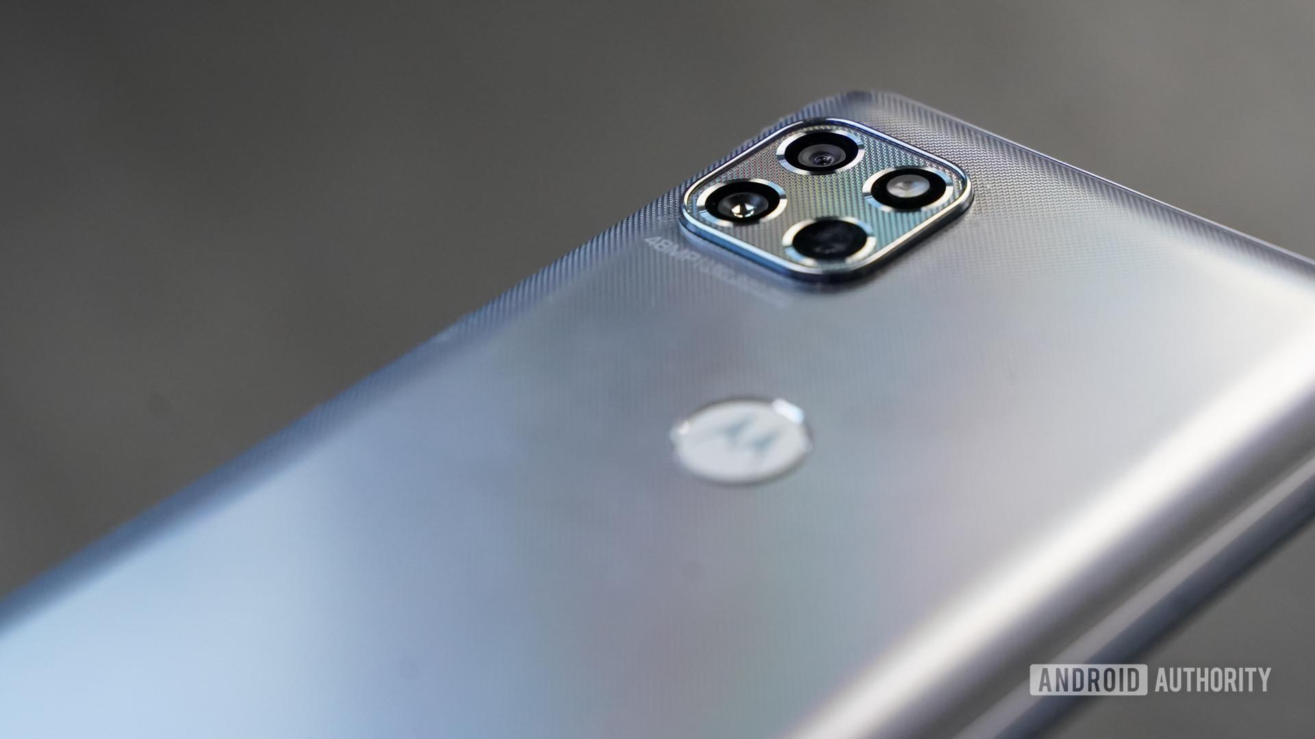 Motorola One 5G Ace camera moduile