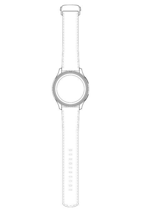 OnePlus Watch 1 EUIPO