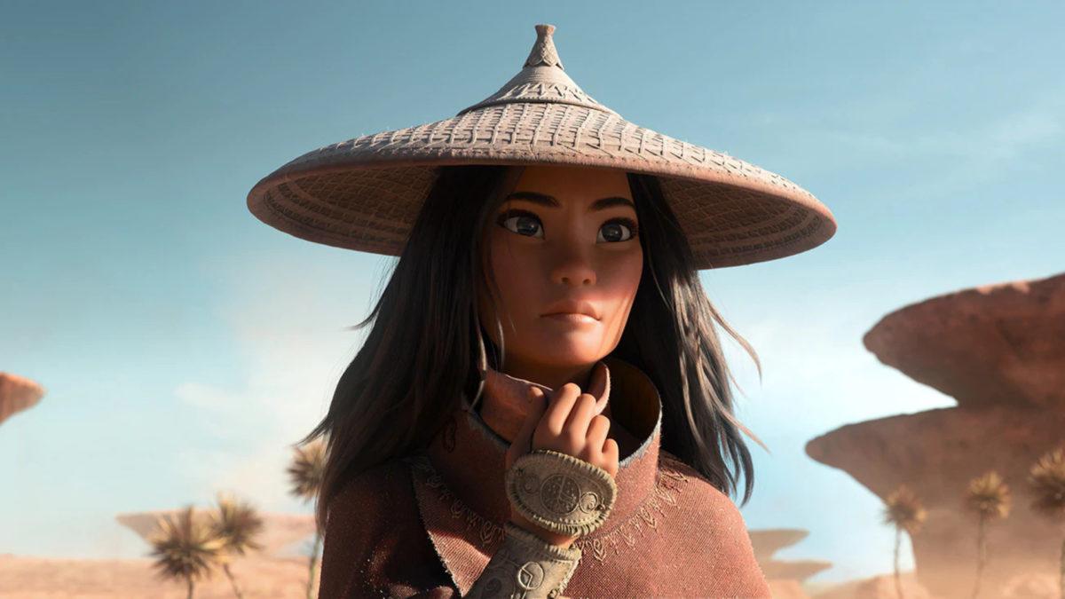 Raya And The Last Dragon Disney Plus new movie trailers
