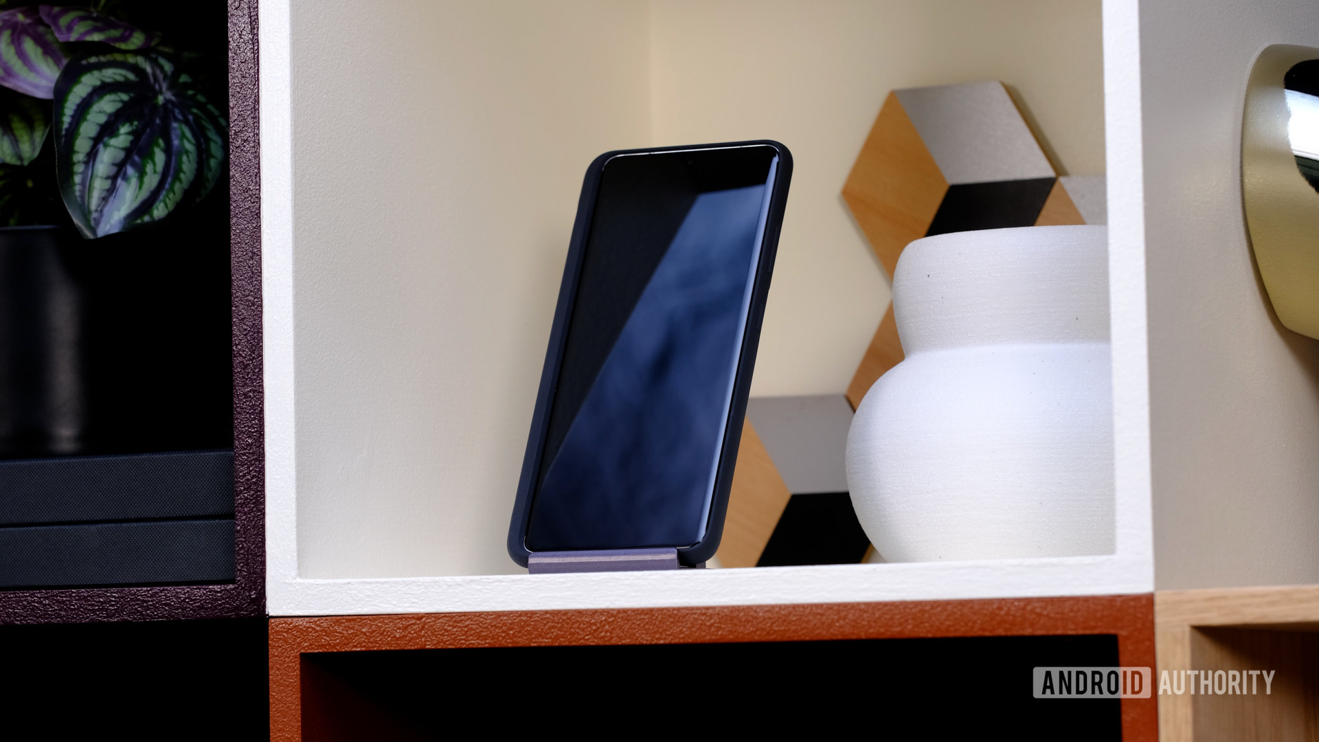 Samsung Galaxy S21 Plus screen off