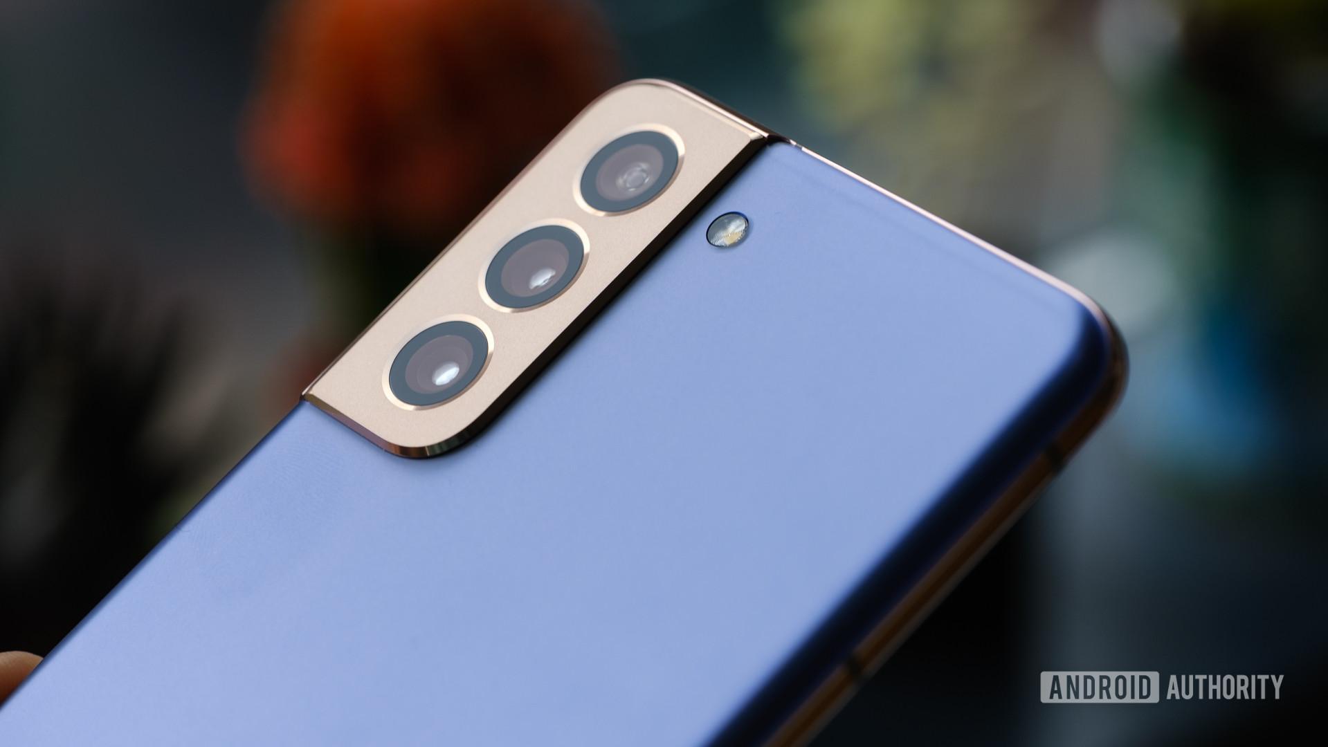 Samsung Galaxy S21 camera macro 1