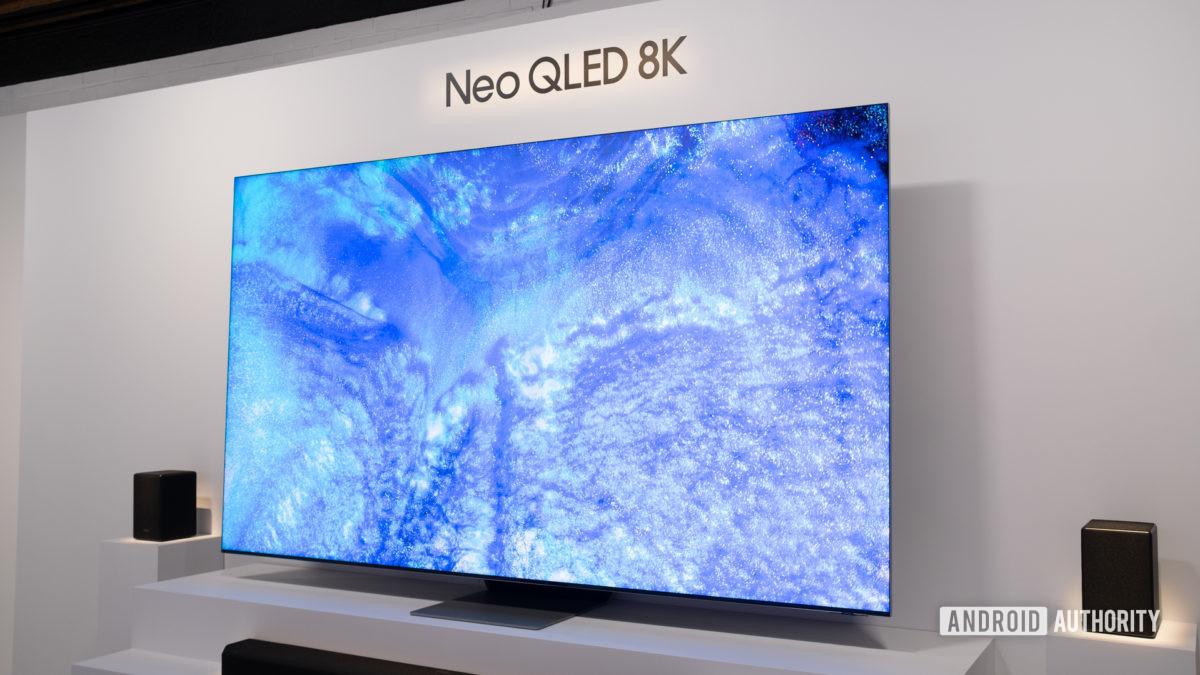 Samsung Neo QLED 8k 6