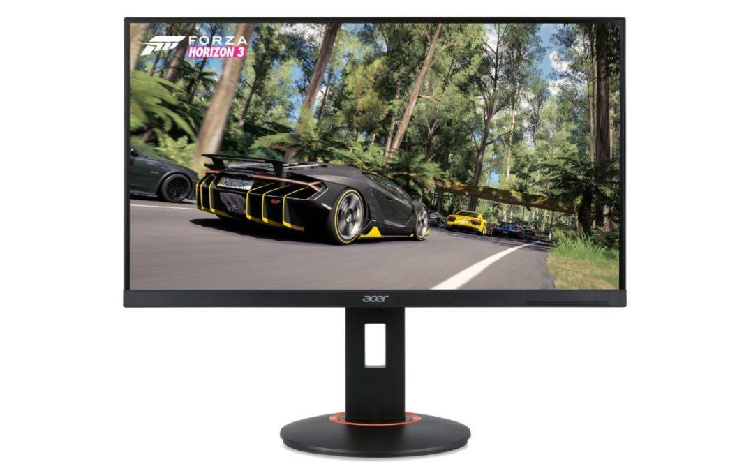 best 240hz monitors acer