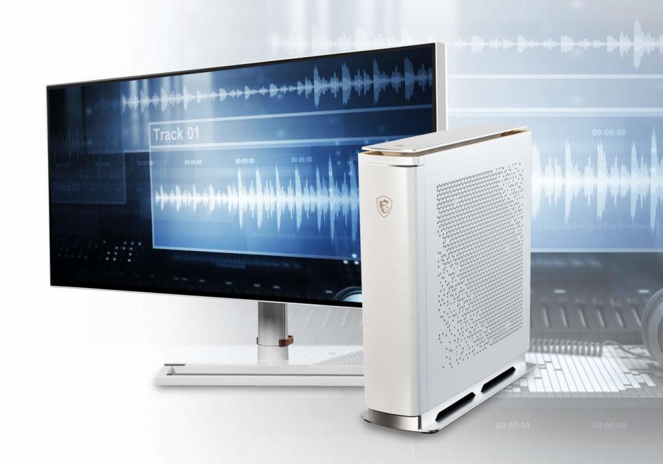 best msi computers creator p100x