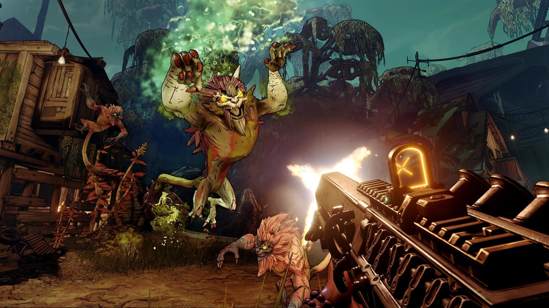 best steam games borderlands 3