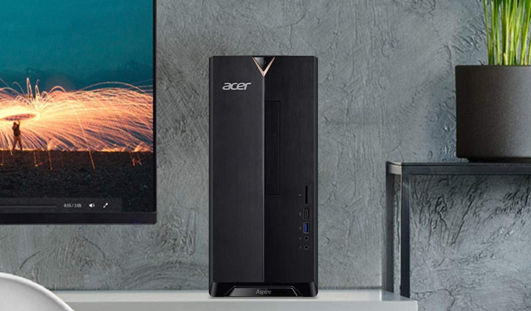 desktops under 500 acer cover