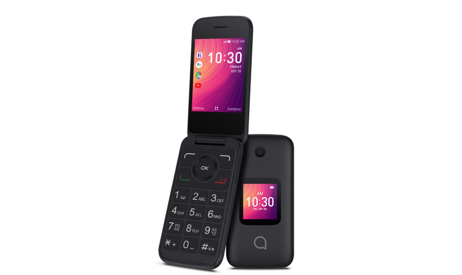 flip phone alcatel go flip 3