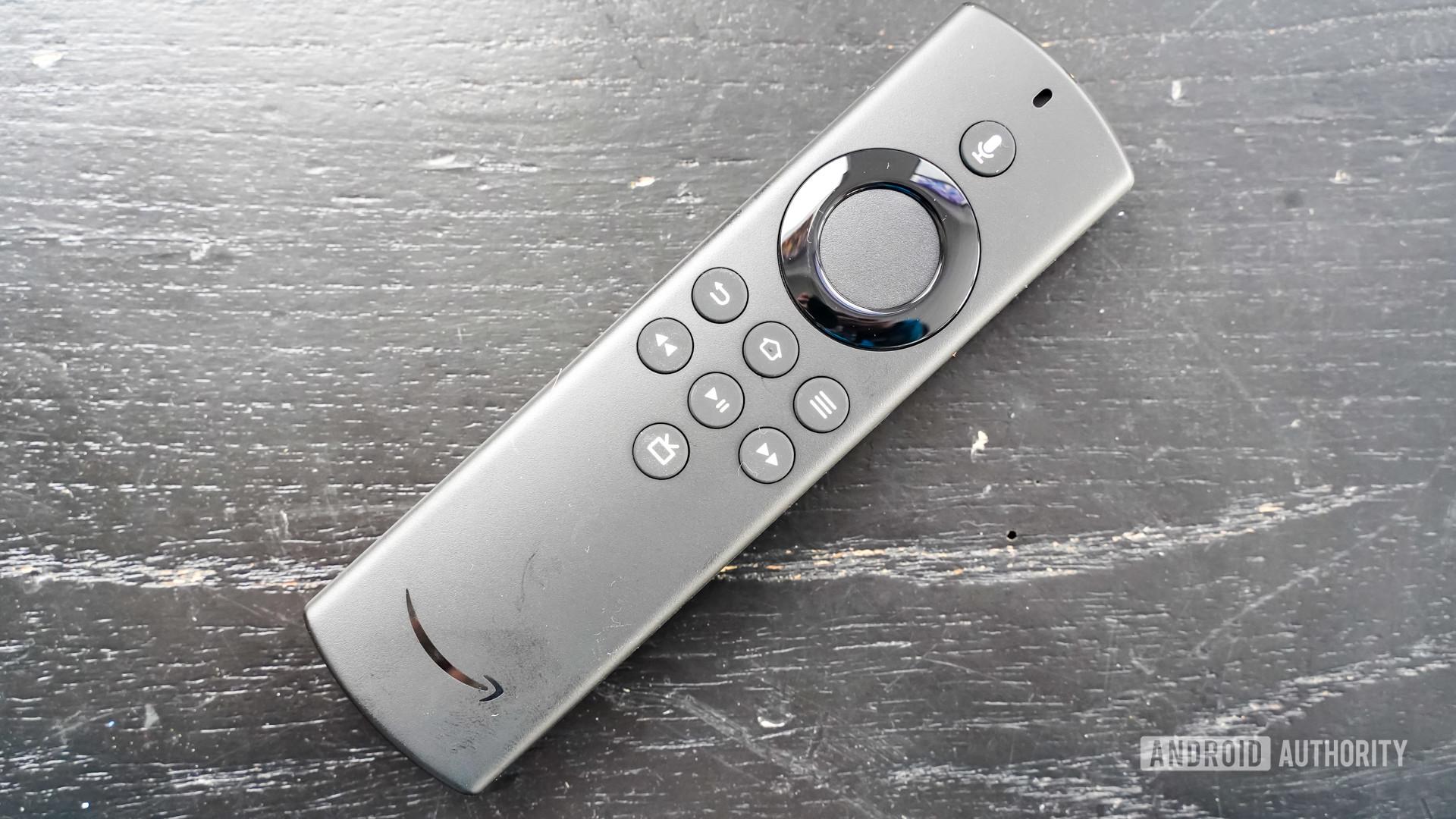 Amazon Fire TV Stick Lite remote
