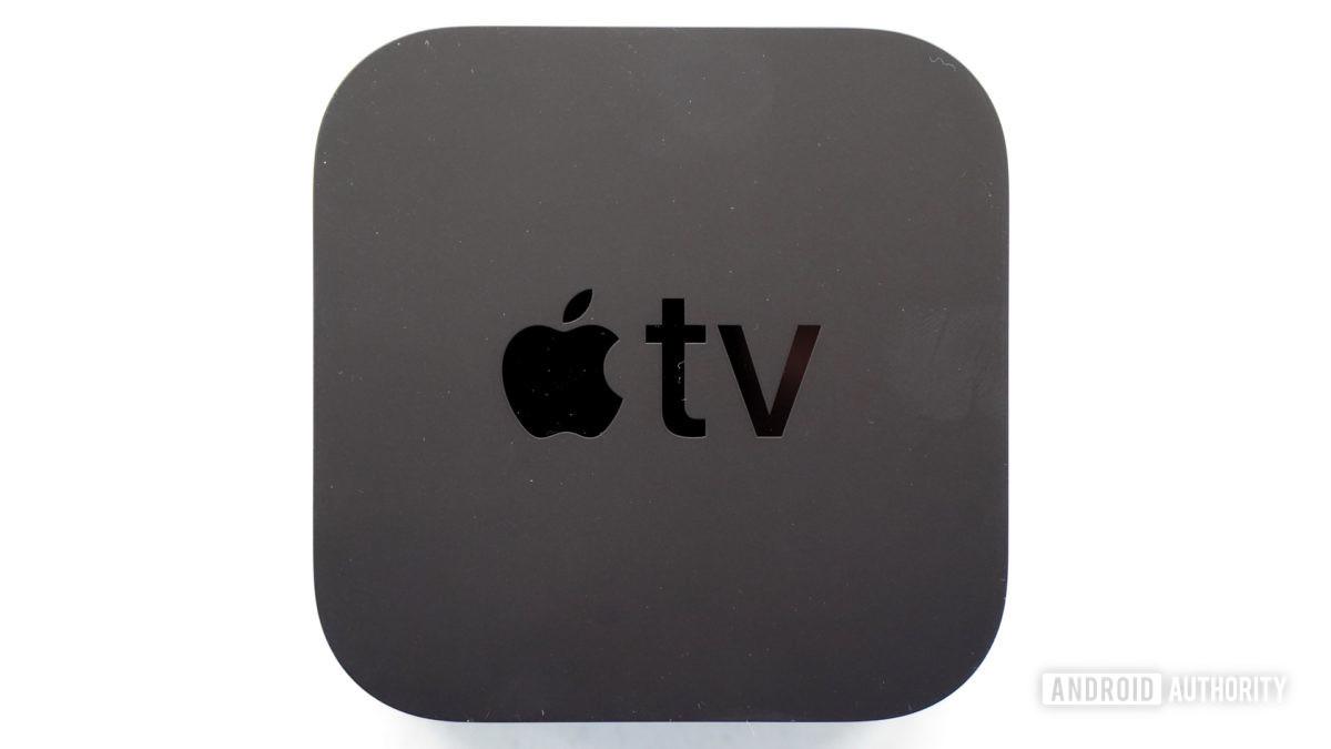 Tiro de héroe de Apple TV 4K
