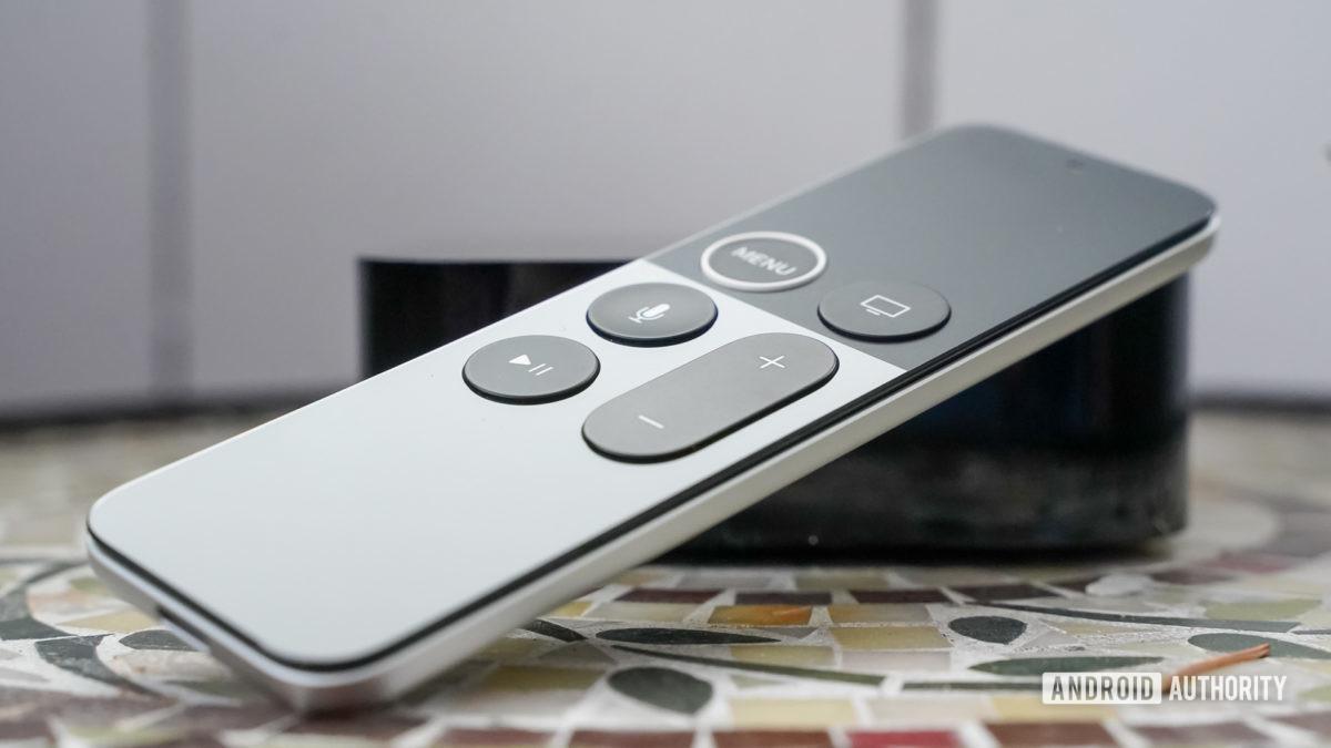Mando a distancia de Apple TV 4K